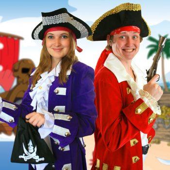 Parel & Pablo's Piratenshow