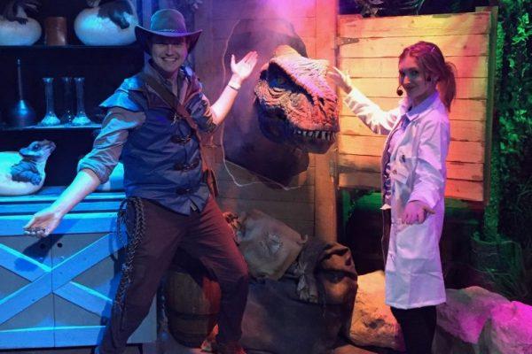 Dinosaur Adventures groot succes! Nu al meer dan 10.000 bezoekers